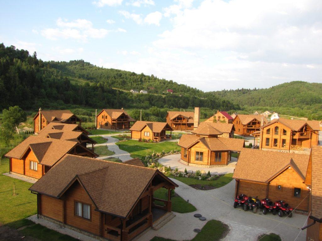Базы отдыха в Карпатах