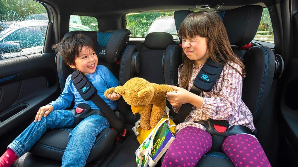 Какое автокресло Britax самое лучшее для маленьких пассажиров?